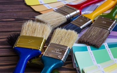 Cómo elegir el color para pintar tu casa